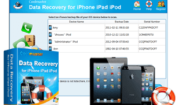 Need help to recover lost data from iPhone?